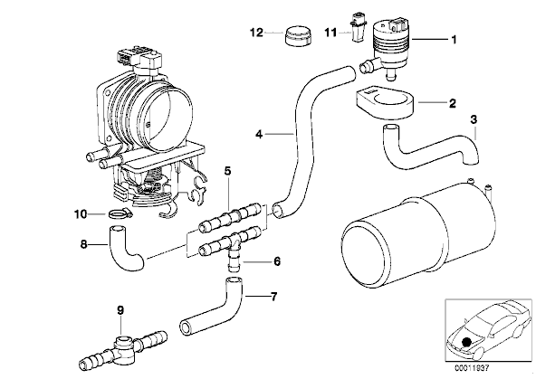 1985 bmw 325e vacuum diagram  bmw  auto wiring diagram